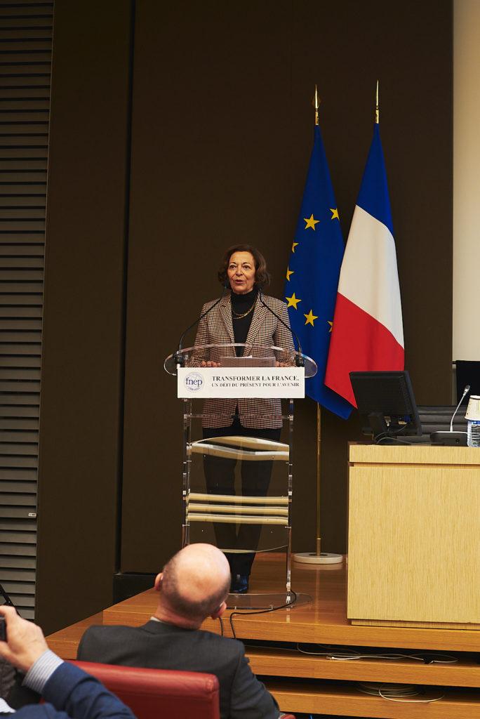 Transformer la France, un défi du présent pour l'avenir