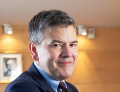 Olivier Peyrat, nouveau président de la Fondation